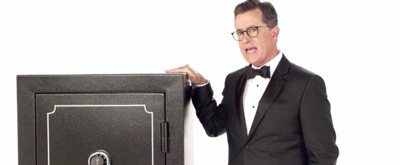 VIDEO: Stephen Colbert Ensures  EMMY AWARDS Won't Be Hacked in All-New Promo