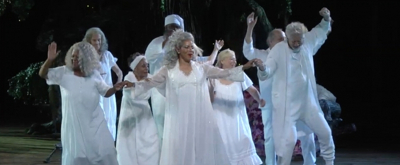 BWW TV: Watch Magical Highlights from A MIDSUMMER NIGHT'S DREAM at Shakespeare in the Park