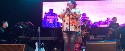 VIDEO: First Look - Keala Settle Debuts 'This Is Me' from THE GREATEST SHOWMAN at Elsie Fest
