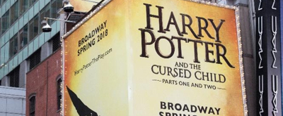 VIDEO: J.K. Rowling Charms on CBS Sunday Morning Chatting Broadway Bound HARRY POTTER AND THE CURSED CHILD