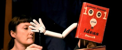 Guest Blog: Ben Glasstone On Puppets, Nostalgia and BOOK STORY