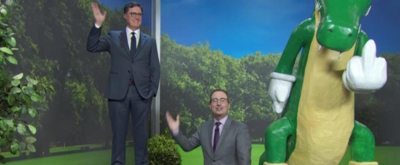 VIDEO: Stephen Colbert Helps John Oliver Explain Why Confederate Statues Should Come Down