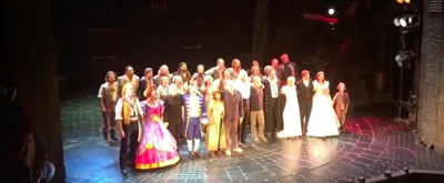 VIDEO: Hear the People Sing Happy Birthday! LES MISERABLES Celebrates 32 Years in the West End