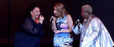 VIDEO: Lillias White andKeala Settle Join Jessie Mueller for Powerhouse 'Natural Woman'