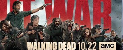 Photo Flash: AMC Releases THE WALKING DEAD Season Eight Key Art