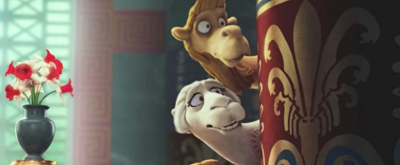VIDEO: First Look - Chenoweth & More Lend Voices to New Holiday Film THE STAR