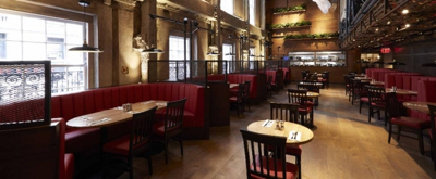 Visit BURGER & LOBSTER Now in the Theatre District