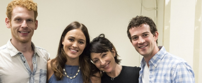 BWW Interview: BRIGHT STAR's A.J. Shively on Reprising His Role of Billy Cane for the LA Premiere and Following Your Own Path