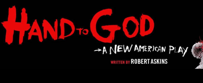 Review: HAND TO GOD at Black Box Performing Arts Center