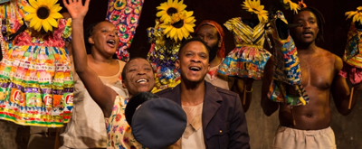 Photo Coverage: The Baxter Theatre's KAROO MOOSE - NO FATHERS at the Edinburgh Assembly Fringe Festival