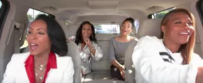 VIDEO: Sneak Peek - CARPOOL KARAOKE: THE SERIES ft. Queen Latifah & Jada Pinkett Smith
