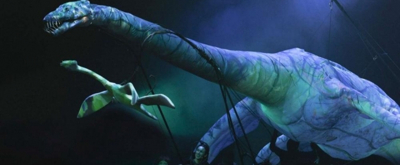 BWW REVIEW: The Wonders Of The Ancient Deep Are Resurrected in ERTH'S PREHISTORIC AQUARIUM For Sydney School Holidays