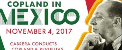 Las Vegas Philharmonic Celebrates the Music of Mexico and American Southwest, 11/4
