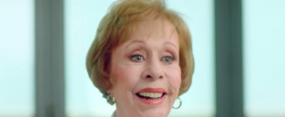 VIDEO: First Look - Comedy Legend Carol Burnett Returns to Television in New Netflix Series