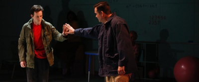 Review: The Repertory Theatre of St. Louis's Brilliant THE CURIOUS INCIDENT OF THE DOG IN THE NIGHT-TIME