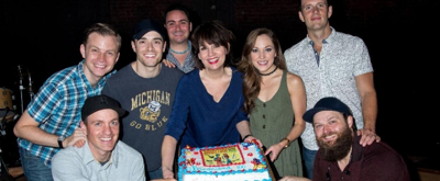 Photo Coverage: The Band Plays On! BANDSTAND Celebrates 100 Performances on Broadway