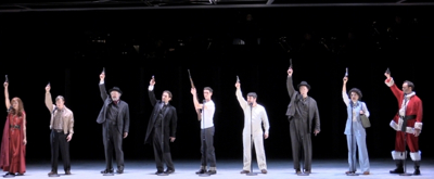 BWW TV: ASSASSINS Takes Aim at Encores! Watch Highlights!