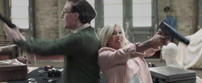 VIDEO: First Look - Olivia Newton-John & More in SHARKNADO 5: GLOBAL SWARMING