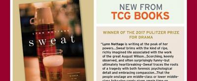 TCG Publishes Lynn Nottage's Pulitzer-Winning Play SWEAT