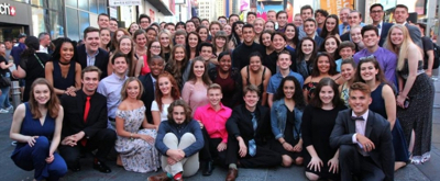 Watch LIVE: The 2017 Jimmy Awards Pre-Show Update at Broadway's Minskoff Theatre