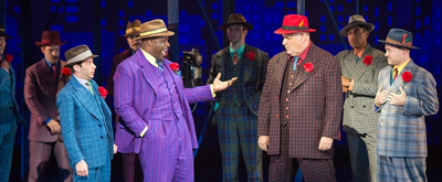BWW Review: GUYS AND DOLLS at The Old Globe