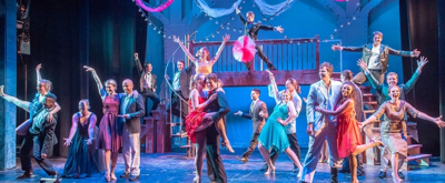 BWW Review: FOOTLOOSE at Surflight Theatre - The reopening of the Beach Haven landmark!