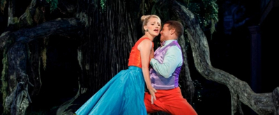 Photo Flash: First Look at Annaleigh Ashford, Phylicia Rashad and More in A MIDSUMMER NIGHT'S DREAM at Shakespeare in the Park