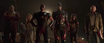 VIDEO: First Look - New Season of DC'S LEGENDS OF TOMORROW Returns 10/10