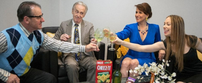 Photo Flash: Meet the Cast of LIFE X 3 at Dirt Dogs Theatre Co.
