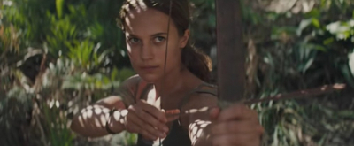 VIDEO: Alicia Vikander is Lara Croft! Watch Official Trailer for TOMB RAIDER