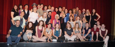 Photo Flash: Faith Prince Visits GUYS AND DOLLS at Placer Community Theater