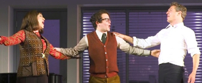 BWW Exclusive Video: First Look at Eden Espinosa and Cast of Huntington's MERRILY WE ROLL ALONG