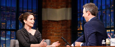 VIDEO: Tina Fey Talks MEAN GIRLS & Handing Out Cheese Fries in Times Square