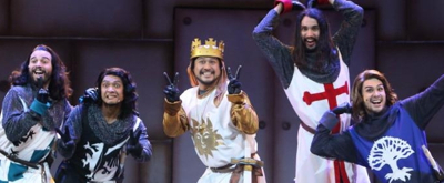 BWW Review: SPAMALOT: Of Knights, Laughs, and Spams