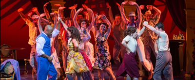 Review Roundup: GUYS AND DOLLS Rocks the Boat at The Old Globe