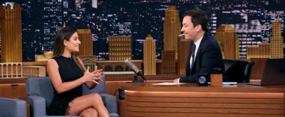 VIDEO: Lea Michele Explains Why She Took 'Don't Rain On My Parade' Out of GLEE Tour