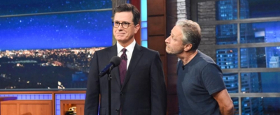 VIDEO: Jon Stewart Grants Trump's Request for Equal Time on Late-Night
