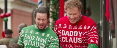 VIDEO: First Look - Mark Wahlberg, Will Ferrell in DADDY'S HOME 2