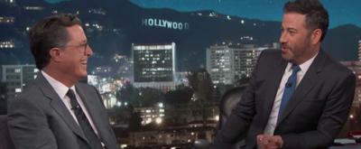 VIDEO: Stephen Colbert Teases Song, Dance & More On Primetime EMMYS