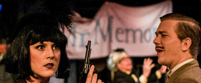 BWW Review: Actors Co-op Delivers Alfred Hitchcock's THE 39 STEPS
