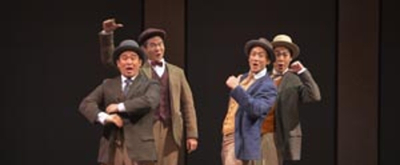 Playwright Min Kahng's 'THE FOUR IMMIGRANTS: AN AMERICAN MUSICAL MANGA' is a World Premiere Masterpiece