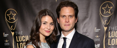 A Toast to the Groom! To the Bride! Phillipa Soo Weds Steven Pasquale