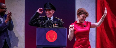Photo Flash: First Look at Political Thriller JULIUS CAESAR at Seattle Shakespeare Company