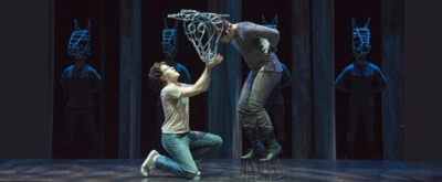 BWW Review: EQUUS Isn't Horsing Around at Pittsburgh Public