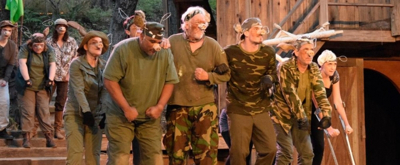 BWW Review: George Orwell's ANIMAL FARM Speaks Directly to the World's Current Political Turmoil