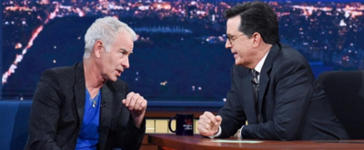 VIDEO: Stephen Colbert Challenges John McEnroe on Controversial Serena Williams Comment