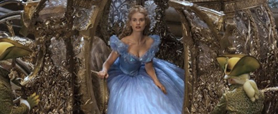 CINDERELLA's Lily James to Play 'Young Donna' in MAMMA MIA Sequel