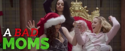 VIDEO: First Look - Kristen Bell, Mila Kunis in A BAD MOMS CHRISTMAS