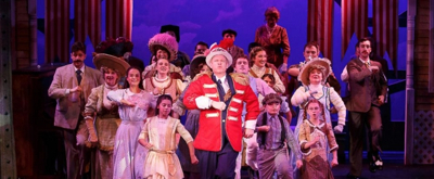 Photo Flash: First Look at THE MUSIC MAN at Theatre By The Sea