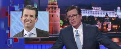 VIDEO: Colbert Kicks Off 'Russia Week'; Announces Possible Presidential Run